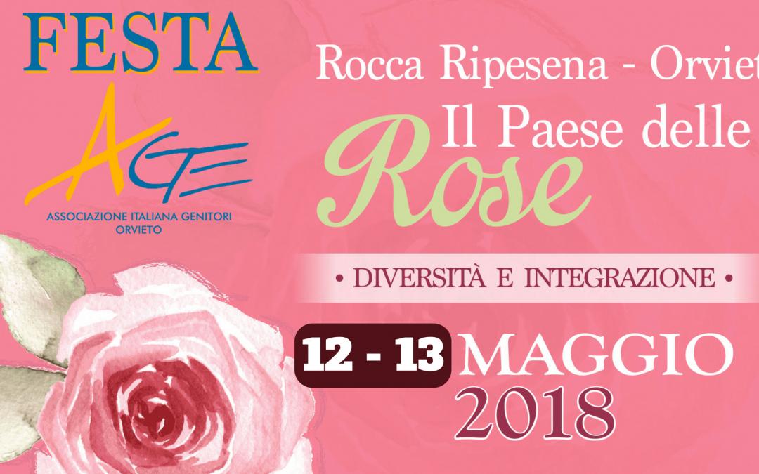 Il Paese delle Rose – Festa AGE 2018