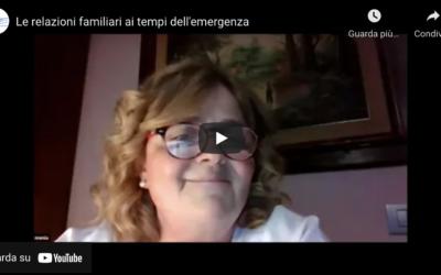 [VIDEO] Le relazioni familiari ai tempi dell'emergenza